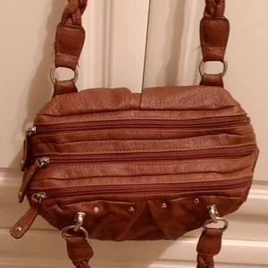 Rosetti Brown handbag